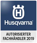 Husqvarna Händler Logo